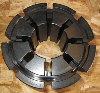 Eaton Weatherhead Hydraulic Hose Crimper Die Set Et4000dc-4s16 1 Collet Set