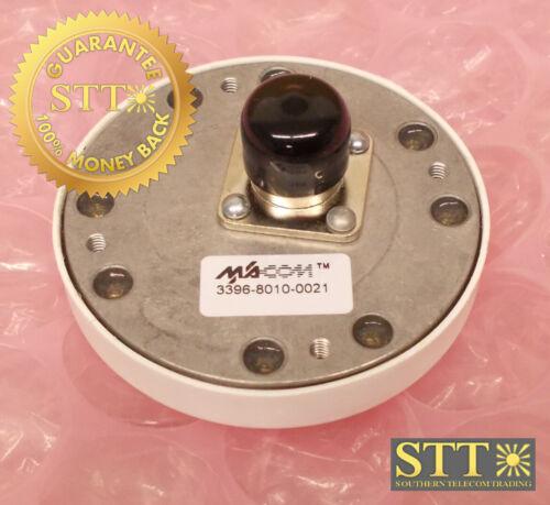 "3396-8010-0021 Macom Antenna Flat Plate 3"" Diameter N Female Connector New"