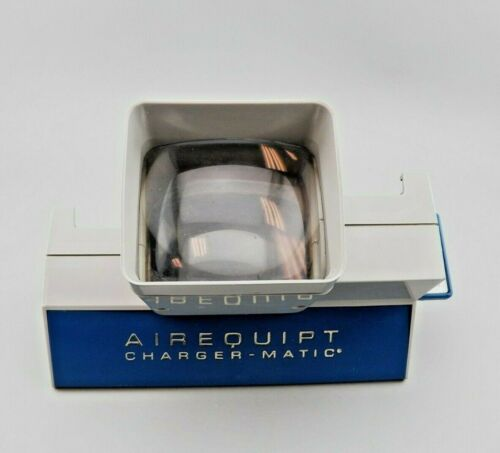 Airequipt Charger-Matic 35mm Slide Viewer *As-Is* See Description