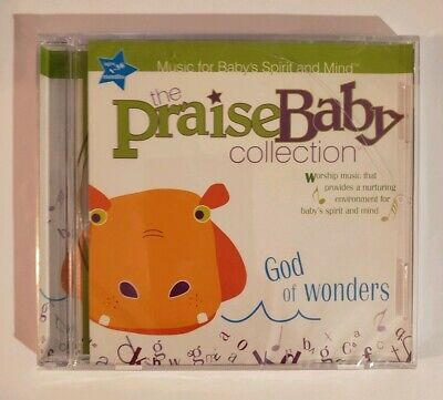Praise Baby Collection - God Of Wonders CD - Music For Baby's -