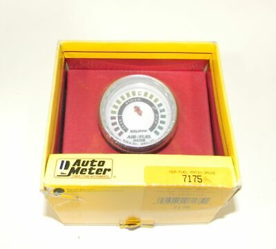 Auto Meter C2 Air/Fuel Ratio Gauge P/N 7175