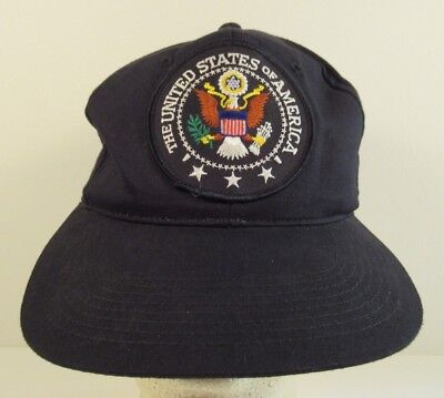 The United States Of America Patch Hat Cap Snapback