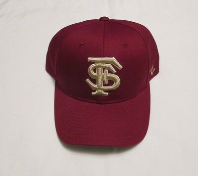 Florida State Seminoles FSU Zephyr Snapback cap Hat Noles NWT Salesman sample FS for sale  Shipping to Canada
