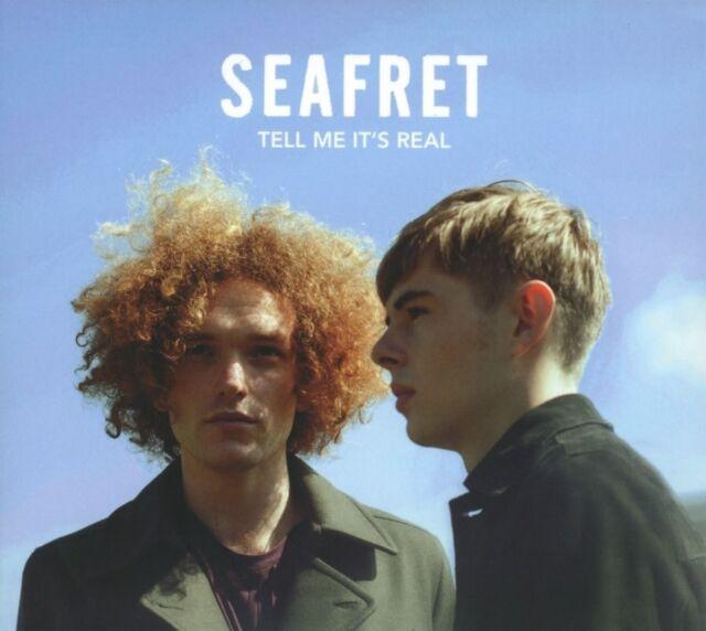 SEAFRET - TELL ME IT'S REAL  CD NEU
