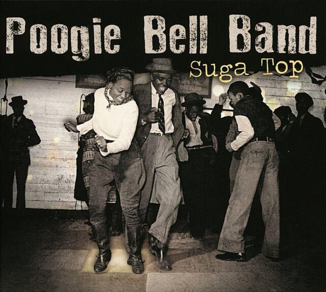 POOGIE BAND BELL - SUGA TOP  CD NEU