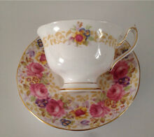 Royal Albert Serena Demi Cup & Saucer England Chatswood Willoughby Area Preview