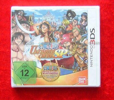 One Piece Unlimited Cruise SP, Nintendo 3DS Spiel, 3D Neu, deutsche Version online kaufen