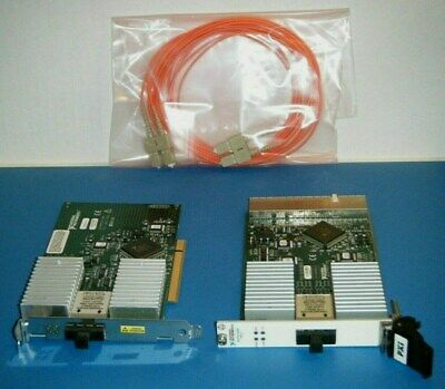 Ni Mxi-3 Isolated Optical Pxi-8335 Pci-8335 5m Fiber Cable National Instruments