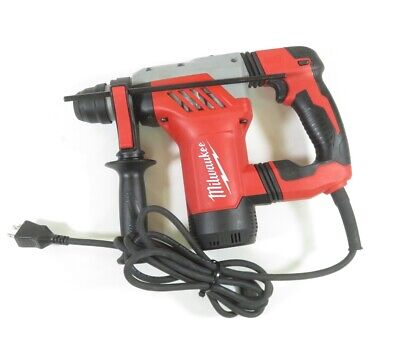 Milwaukee 5268-21 1-18 Sds Plus Corded Rotary Hammer - 8-amps 0-1500 Rpm