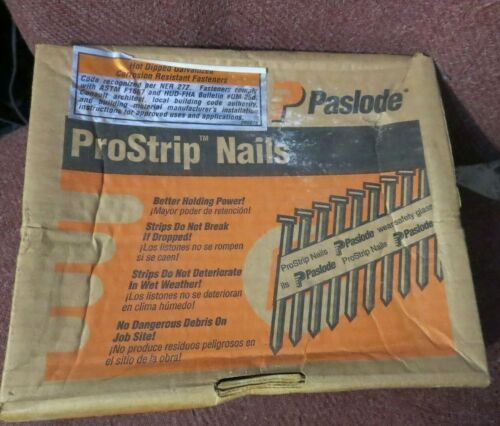 Paslode  3 in. x .120  Hot Dipped Galvanized Framing Nails 2000+ count 403470