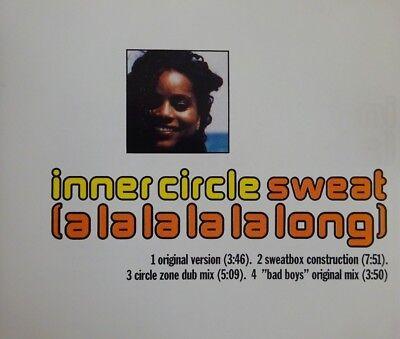INNER CIRCLE : SWEAT ( A LA LA LA LA LONG ) - [ CD MAXI