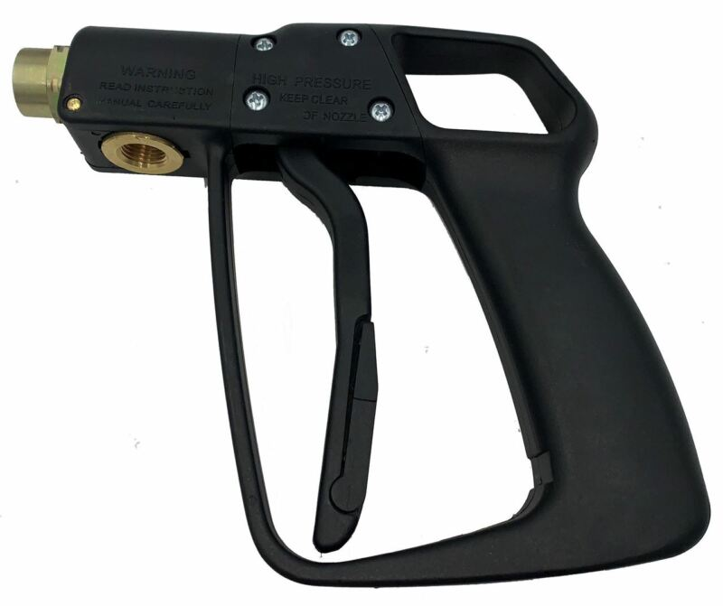 "Suttner ST-810 P.O.M.Trigger Gun 2,000 PSI 1/4"" Inlet"
