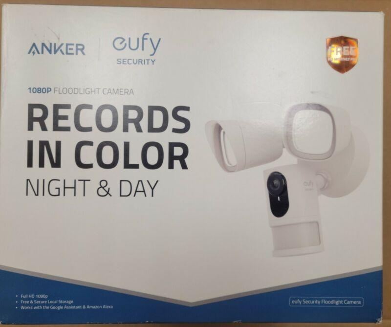 eufy -1080P  Smart Floodlight Security Camera