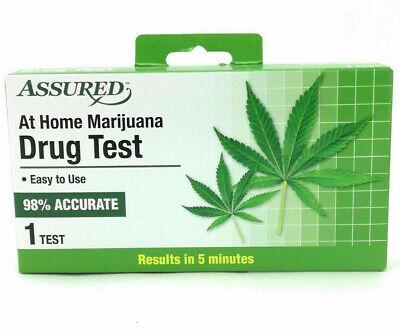2/ $9 —PREVENT DRUG ABUSE— ASSURED HOME DRUG MARIJUANA POT WEED — URINE TEST KIT