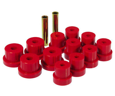 Firebird Rear Bushings - Prothane 70-81 Chevy Camaro / Firebird Rear Leaf Spring Eye Shackle Bushing Kit