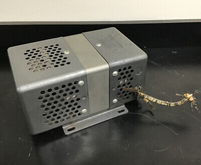 Sola Constant Voltage Transformer Harmonic Neutralized Cat No. 23-22-150