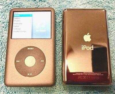 Apple IPOD CLASSIC - 7th Generation / 7G - 120GB - Grey - mint!!