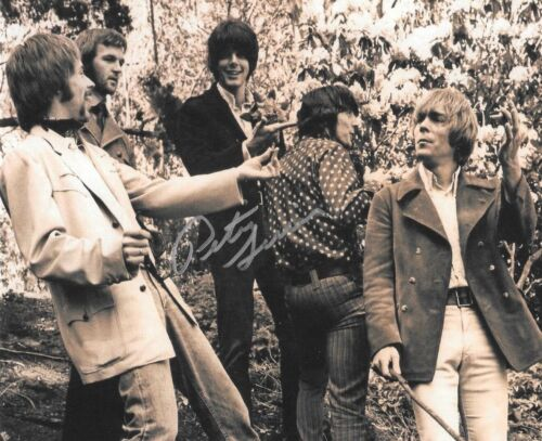 * PETER LEWIS * signed 8x10 photo * MOBY GRAPE * COA * 1