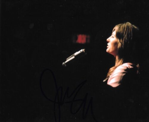 * JUDY COLLINS * signed autographed 8x10 photo * BOTH SIDES, NOW * PROOF * 7