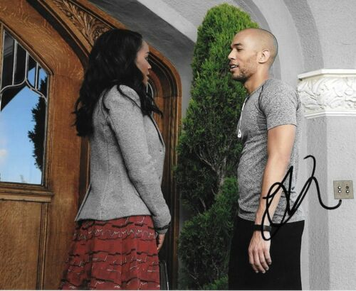 * KENDRICK SAMPSON * signed 8x10 photo * HOW TO GET AWAY WITH MURDER * COA * 3