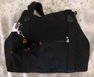 Kipling ART M Tote  Travel Bag.  Product Dimensions: 22.8 x 15 x 8 inches.