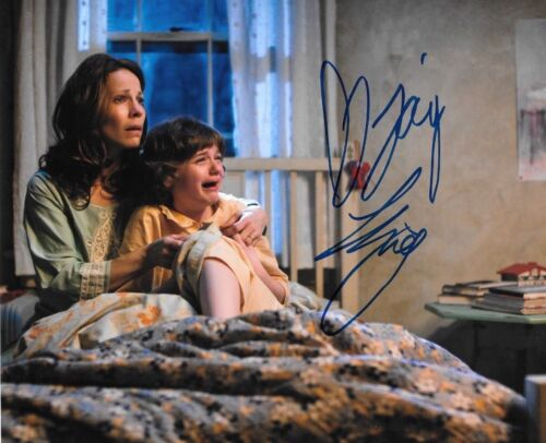 * JOEY KING * signed autographed 8x10 photo * THE CONJURING * 2