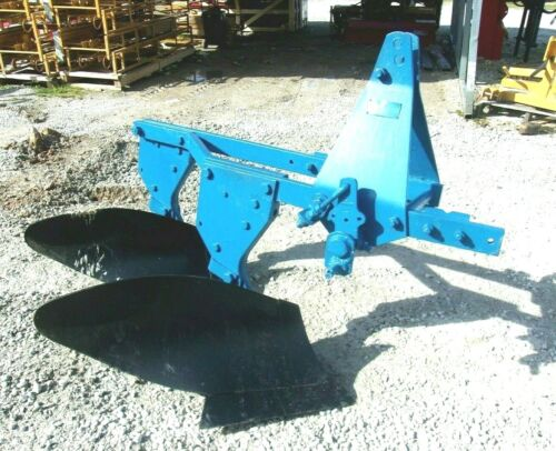 Used Ford 2-12 Inch Turning Plow, 3 Pt (FREE 1000 MILE DELIVERY FROM KENTUCKY)