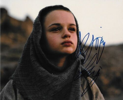 * JOEY KING * signed autographed 8x10 photo * THE DARK NIGHT RISES * 1