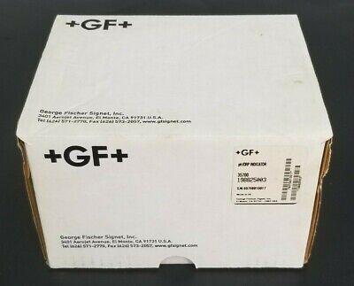 Georg Fischer Signet 35700 Monitor Ph Signet 3-5700 12-24v 10w In Box