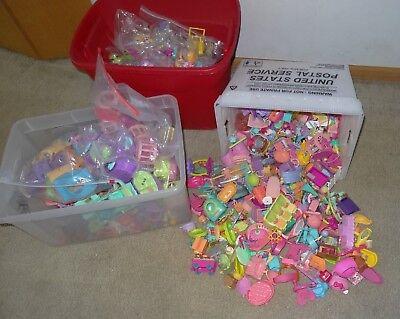 Littlest Pet Shop 25 Pieces Random Lot of LPS Accessories. 100% Authentic!!