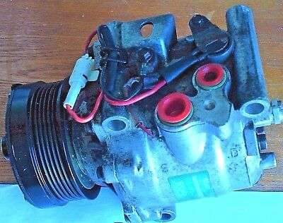 SAAB 9 3 AC COMPRESSOR 1999 2000 2001 2002 2003 OEM 20L 23L 4 CYL ALL AC 9 3