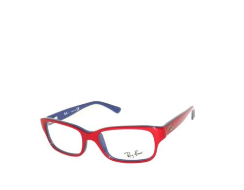 RAY BAN kids EYEGLASSES RJ 1527 BLUE RED  3577 JR 47