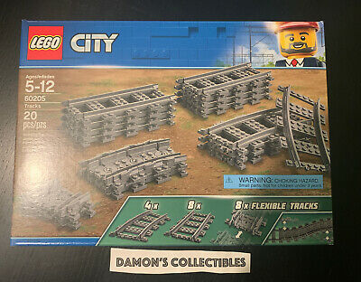 LEGO City TRACKS Set 60205 X-Mas
