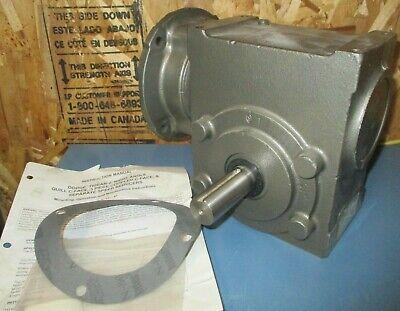 Dodge Tigear-2 Washdown Gearbox Reducer Ratio 601 Right Angle 26qz60r56