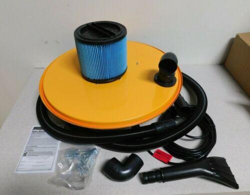 SHOP-VAC 970-06-10 Vacuum Head Air Flow 109 cfm 3 HP