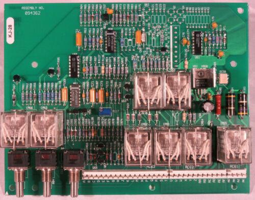 Miller PCB Board Robotic Interface Robot ABB Relay Circuit Card 042452 095521