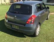 Suzuki swift manual 228 kms unregistered Wyee Lake Macquarie Area Preview