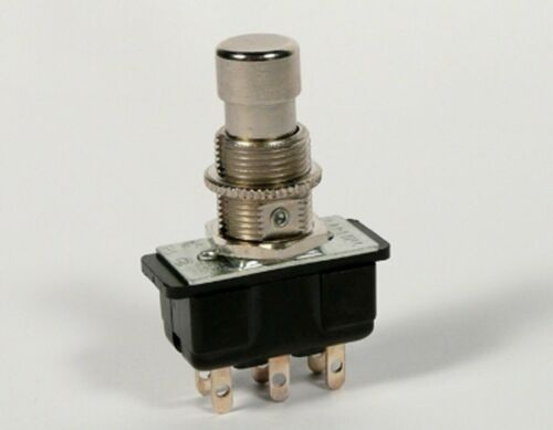CARLING DPDT FOOT SWITCH  SW316PP ( Ships from USA)