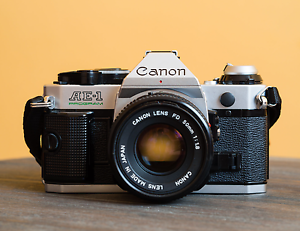 Wanted: Budget used Canon AE-1 Program or Nikon F3 Adelaide CBD Adelaide City Preview