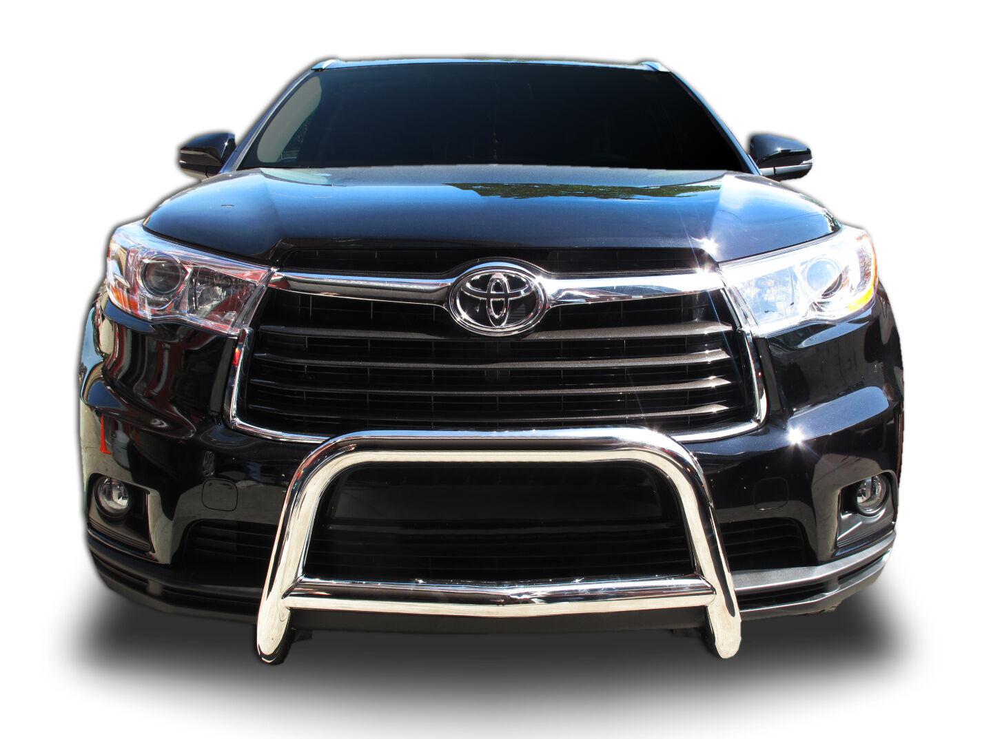 Toyota Highlander Service Manual: Front bumper