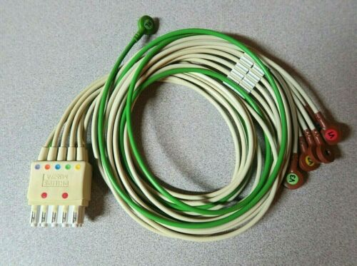 Philips M3527A 7-Lead HeartStart MRX ECG Cable