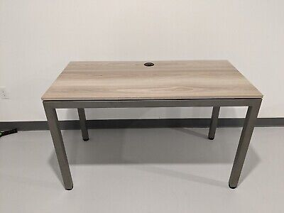 Modern Home Office Desk - At Work Table Work Station 48 W X 24d
