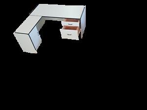 Office Desk with Credenza Maddington Gosnells Area Preview