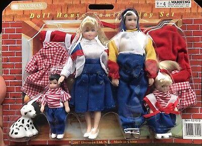 - HORSMAN Doll House family PLAY SET #6210-9