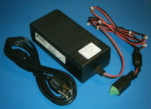 NI SCXI-1383 Battery Pack Charger, Power Supply, National Instruments *Tested*