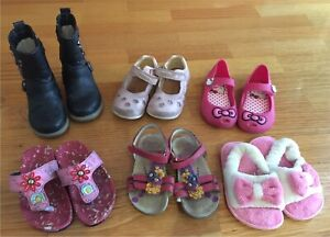 Girls shoes size 7 Doncaster East Manningham Area Preview