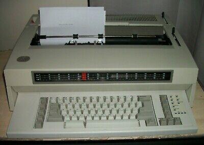 Ibm Wheelwriter 10 Series Ii Office Grade Typewriter