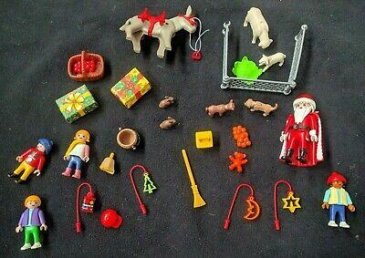 Playmobil 3993 Christmas Advent Calendar VI TOWN SQUARE HOLIDAY
