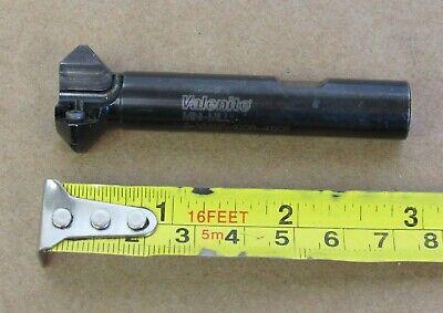 Valenite Mini-mill S-vmsp-100r-45cf 45 Degree Milling Cutter 0.5 Dia