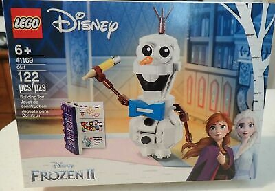 LEGO Disney Frozen 2 Olaf 41169 Snowman Toy Figure Building Christmas New 2019